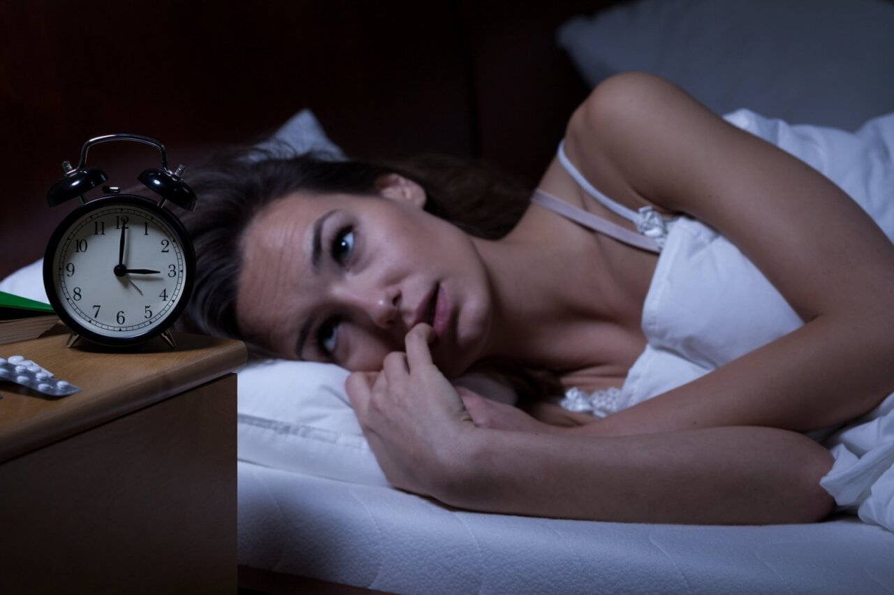 Miego sutrikimai - II dalis. Nemiga