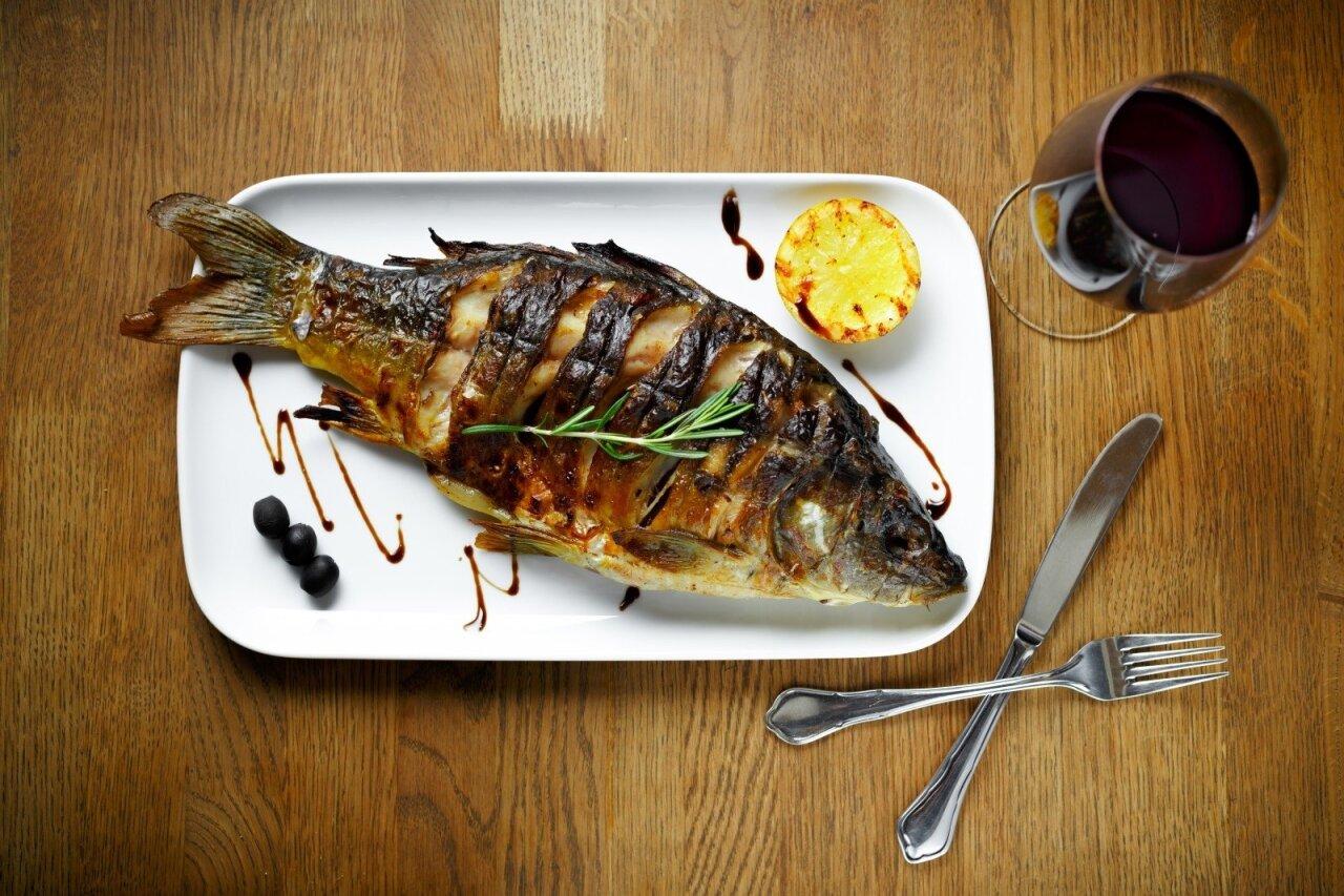 valgyti žuvį širdies sveikatai)