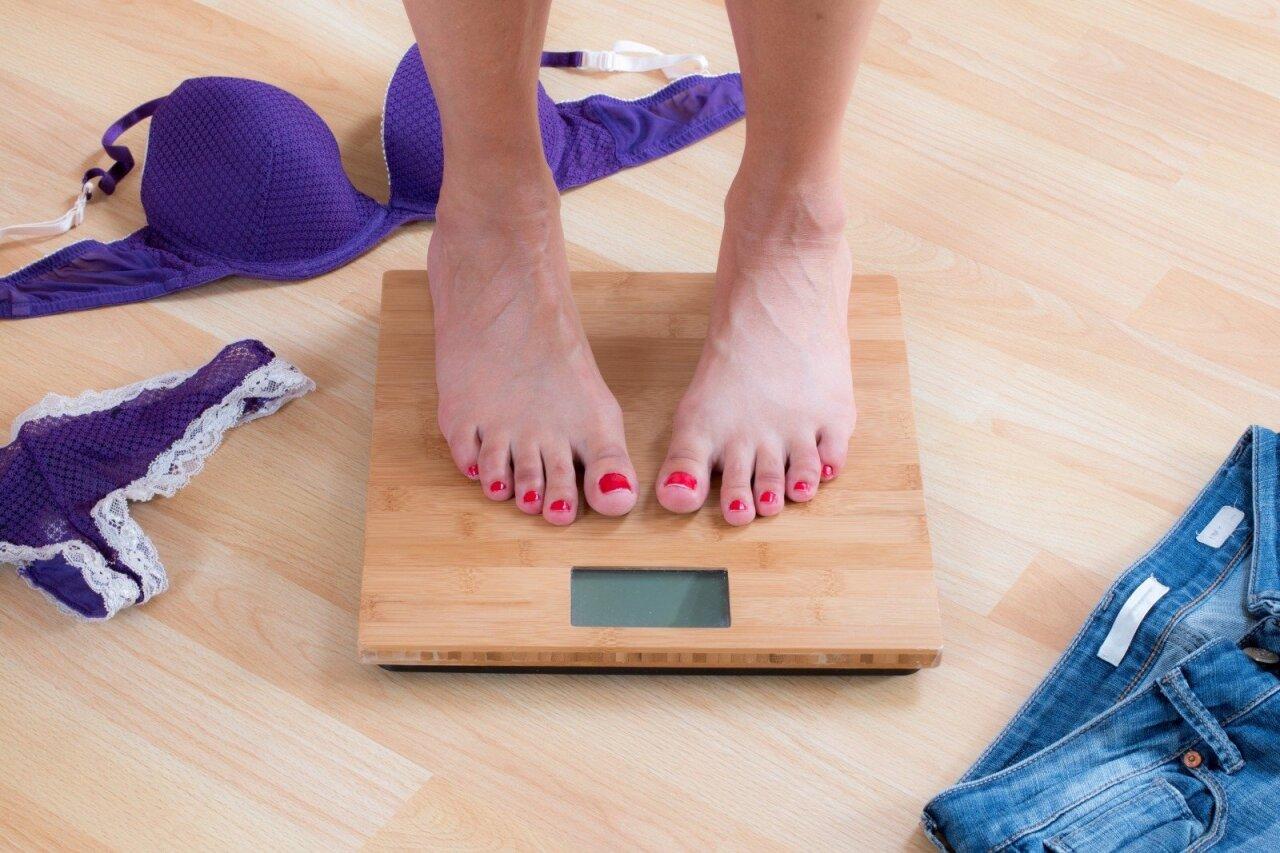 Ar galite numesti svorio per mėnesines