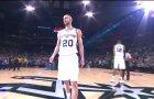 """Paskutiniųjų """"Spurs"""" ir """"Warriors"""" rungtynių apžvalga"""