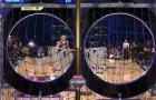 NBA įgūdžių konkurso akimirkos