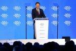 Kinijos prezidentas Davose: prekybos kare nugalėtojų nebus