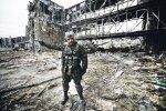 Žiauri ukrainiečių kova už oro uostą: šunys, ėdantys leisgyvius karius, ir maldavimai grįžti