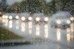 Eismo sąlygas sunkins lietus ir galima šlapdriba