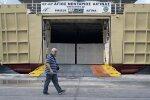 Graikijoje dėl streiko nekursuoja keltai