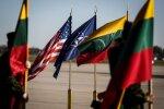 Lietuva ir JAV pasirašys gynybos bendradarbiavimo sutartį