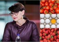 Manote, kad esate alergiškas kai kuriems maisto produktams: gydytoja papasakojo, ar verta atlikti tyrimą