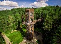 Atsinaujino Medžių lajų takas: kviečia pamatyti naują ekspoziciją