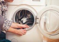 Pagrindinės skalbimo mašinos priežiūros taisyklės: klaidos gali atnešti didelių nuostolių