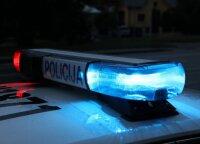 Naktį Kaune, gyvenamojo namo kieme, susprogdintas savadarbis sprogmuo