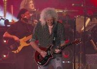 """Lėšų gaisro padariniams šalinti Australijoje koncertą vainikavo """"Queen"""" daina"""