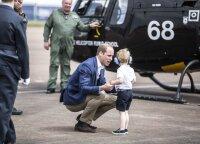Šią bendravimo su vaikais taisyklę princas Williamas perėmė iš savo mamos: verta įsidėmėti