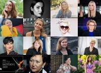 """Paskelbtos """"DELFI Metų Moterys 2019"""" rinkimų nugalėtojos"""