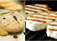 Grilinti galima ne tik mėsą ar daržoves: išbandykite du burnoje tirpstančių, keptų sūrių receptus