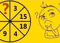 Nelengva loginė užduotis: koks skaičius praleistas?