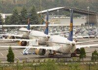 """JAV reguliuotojai pateikė reikalavimus """"Boeing"""" dėl liūdnai pagarsėjusio orlaivio """"737 Max"""""""