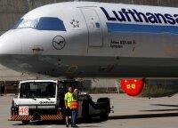 """""""Lufthansa"""" trečiąjį ketvirtį patyrė 1,26 mlrd. eurų nuostolių"""