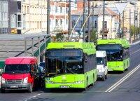 Kauno miesto savivaldybė nesiruošia grąžinti karantino metu buvusių ribojimų viešajame transporte