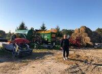 Kaip mama su sūnumis sukūrė modernų gyvulininkystės ūkį