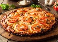 """""""Lik namuose"""" pica – ką gaminti, kai atrodo, jog neturi iš ko"""