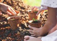 """""""Zero Waste"""" karta: vaikų sąmoningumas prasideda nuo tinkamo pavyzdžio rodymo"""