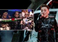 """""""Eurovizijos"""" rengėjai nusprendė nubausti Islandijos atstovus"""