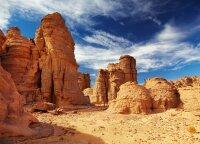Didžiausios pasaulyje dykumos mįslės: radiniai iš kosmoso, dinozaurų kapinės ir banginių slėnis