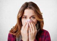 5 žingsniai, kaip įveikti peršalimą: gydytojo gali net neprireikti