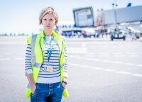 Lietuvos oro uostams vadovaujanti Laura Joffė: apie įtampą ir tai, ko joks vadovas neturi teisės daryti