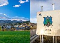 Vos 1,6 km nuo Ispanijos nutolęs mažas miestelis gyvena svajonių gyvenimą: pavydi visa Katalonija