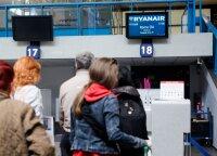 Vienu paskutiniųjų lėktuvų iš Minsko į Vilnių atvyko 87 keleiviai