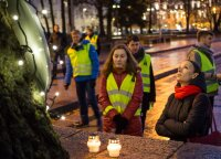 Sekmadienį visoje Lietuvoje kviečia paminėti žuvusius eismo įvykiuose