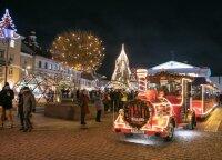 Kalėdos sostinėje pritraukė daugiau nei milijoną lankytojų