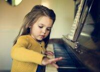 Griauna mitus apie gabius vaikus: net ir vunderkindai patiria mokymosi sunkumų