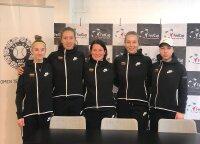 Lietuvos tenisininkės pralaimėjo suomėms ir nepateko į aukštesnę grupę