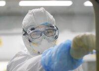 Užsikrėtusiųjų koronavirusu pasaulyje – jau daugiau kaip 21 mln., iš jų 764 tūkst. mirė