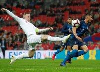 Rooney atsisveikinimo mače – Anglijos pergalė prieš JAV, vokiečiai sutaršė Rusijos rinktinę