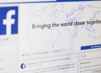 """Naudojatės """"Facebook""""? Štai ką būtina žinoti"""