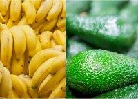 Per dieną suvalgykite bananą bei avokadą ir būsite apsaugotas nuo labai dažnų ligų