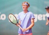 Išskirtinė istorija: kaip treniruotė Palangoje perkėlė talentingo tenisininko gyvenimą į Vilnių