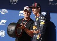 F-1 kvalifikaciją Brazilijoje laimėjo Verstappenas