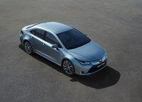"""""""Toyota"""" gamins hibridinį """"Corolla"""" modelį – žada itin mažas degalų sąnaudas"""