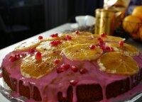 Malonumas akims ir gomuriui: sicilietiškas apelsinų pyragas