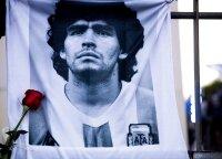 Lithuanian football legends shocked by Maradona's death