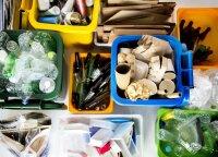 Atskleidė paprastą būdą, kaip išmokti rūšiuoti atliekas