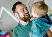 Trijų vaikų tėtis Simonas Urbonas: jeigu vaikas jūsų neklauso, priežastis slypi jumyse