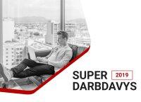 "DELFI skelbia konkurso ""Superdarbdavys 2019"" startą"