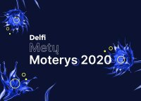 """Startuoja """"Delfi Metų Moterys 2020"""" rinkimai: siūlyk ir išrink savo favoritę"""