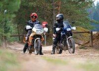 Motociklininkai sezono atidarymą paminėjo orientacinėse varžybose