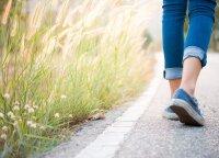Kiek vaikščioti, kad pajustumėte apčiuopiamą naudą sveikatai